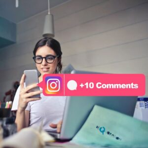 Buy 10 Instagram Comments