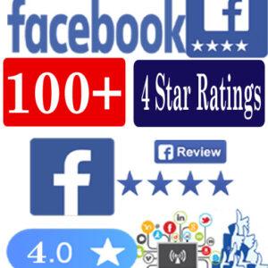 Buy-100-Facebook-4-Star-Ratings
