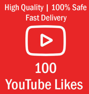 Buy 100 YouTube Likes