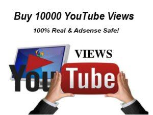 Buy 10000 YouTube Views