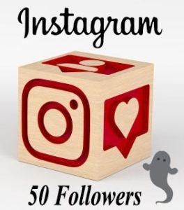 Buy 50 Instagram Followers