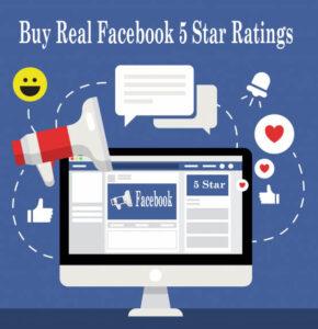 Buy 500 Facebook 5 Star Ratings