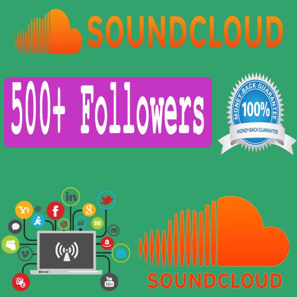Buy-500-Soundcloud-Followers