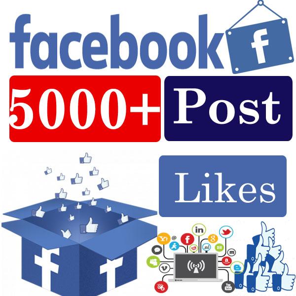 Buy-5000-facebook-post-likes