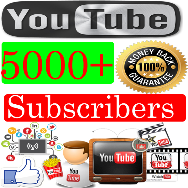 Buy-5000-youtube-Subscribers