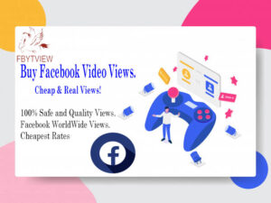 Buy Facebook Video Views $1