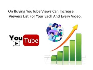 Buy Human YouTube Views
