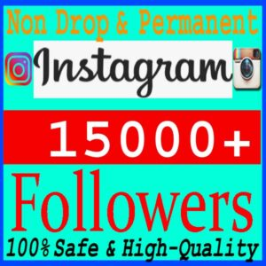 Buy 15k Instagram Followers