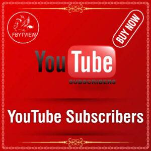 Buy-YouTube-Subscribers