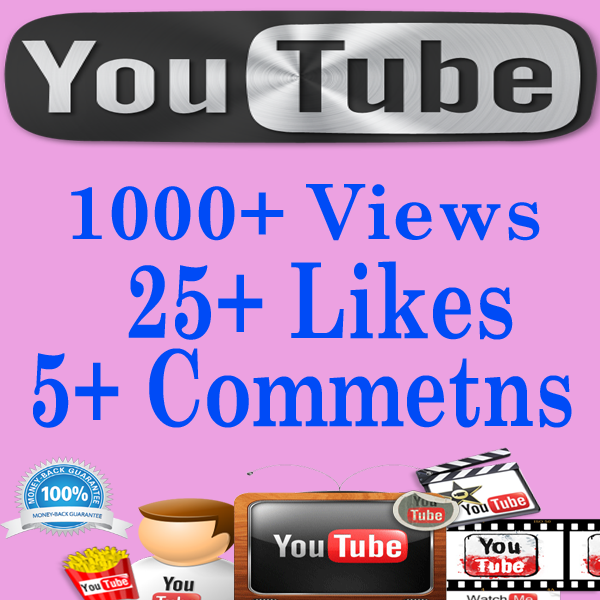 Buy YouTube Views Package
