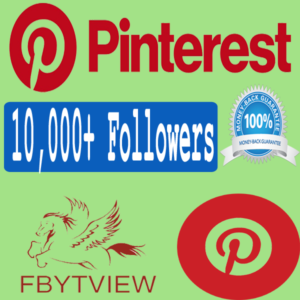 Buying-Pinterest-Followers