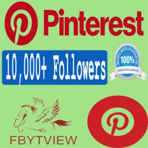 Buying-Pinterest-Followers