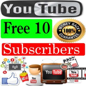 Free-10-YouTube-Subscribers