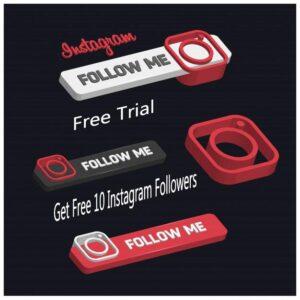 Get Free 10 Instagram Followers