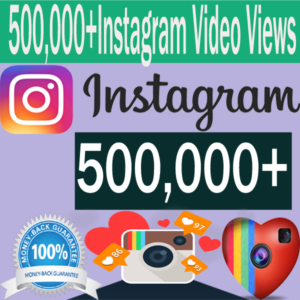 Buy Instagram Video Views Fast