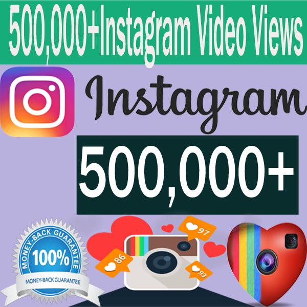 Buy Instagram Video Views Fast