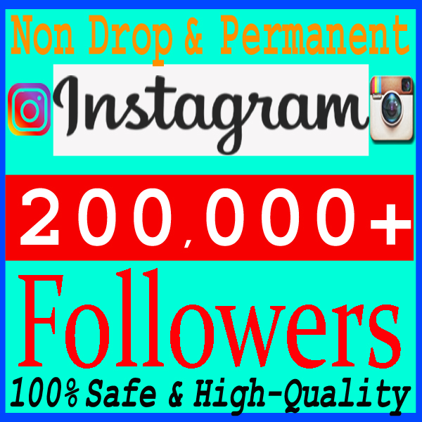 Buy 200k Instagram Followers