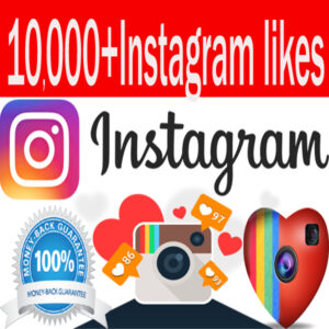 Buy 10000 Instagram Likes