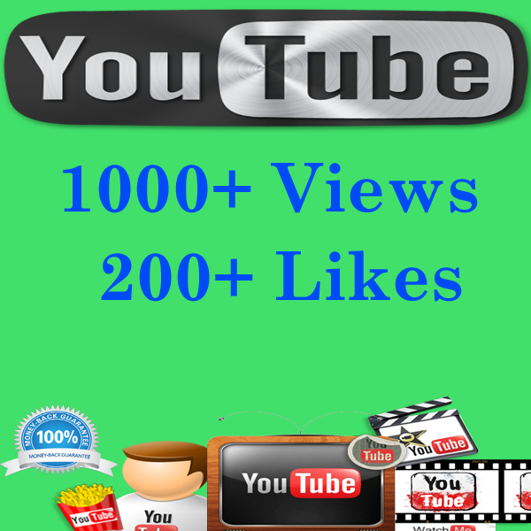Buy YouTube Views & Likes
