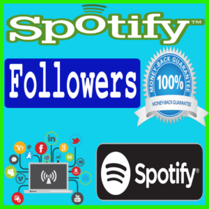 buy-spotify-Followers