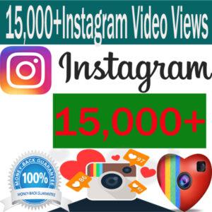 Buy 15000 Instagram Views