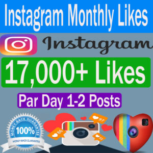 Instagram Monthly Package